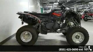 9. 2007 Kawasaki KFX 700  - RideNow Powersports Chandler - C...