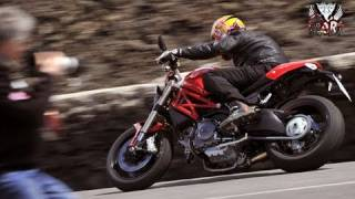 7. 2012 Ducati Monster 1100 EVO Ultimate short