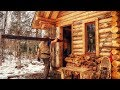 Download Lagu Building a Rustic Log Cabin: Wood Plank Flooring and the Cost of Early Retirement Mp3 Free
