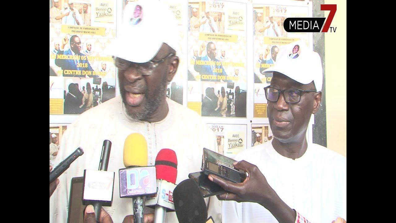 Moustapha Cissé Lô sur le sit-in avorté : «Les leaders de l'opposition sont des peureux »