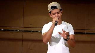All Of Me Cover By Sufie Rashid Feat Harris Baba