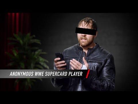 "WWE SuperCard Season 3 Confessional - The ""Casual"""