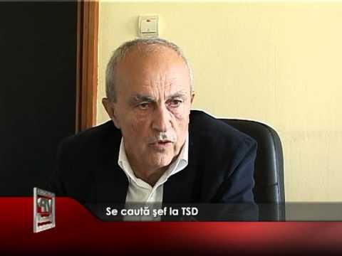 Se caută şef la TSD