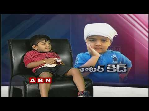 Wonder Kid Pratham Aditya Exclusive Interview (видео)