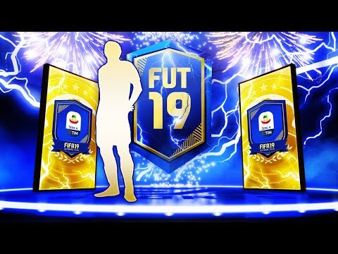 GUARANTEED SERIE A TOTS PACK!!! FIFA 19 Ultimate Team