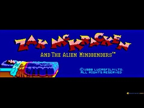 zak mckracken and the alien mindbenders pc