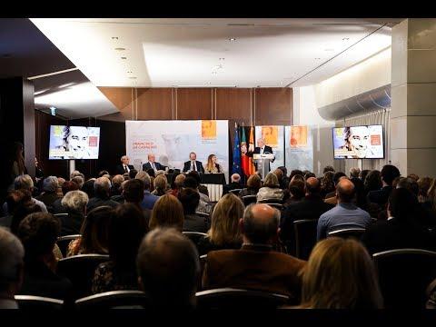 Homenagem a Francisco Sá Carneiro na Conferência