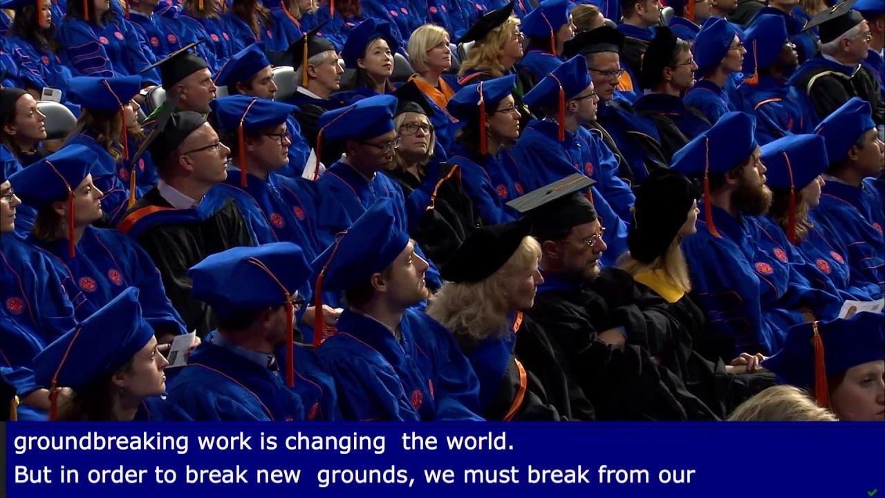 Dr. Ibram Kendi Commencement Speech at the University of Florida