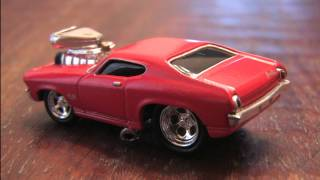 CGR Garage - 1969 CHEVELLE Muscle Machines Review