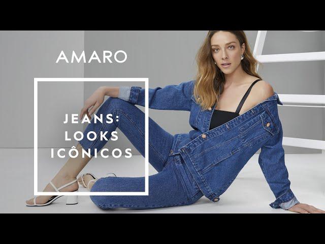 JEANS: COMO RECRIAR LOOKS ICÔNICOS | AMARO Trends - Amaro