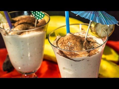 mousse gelato alla banana - ricetta