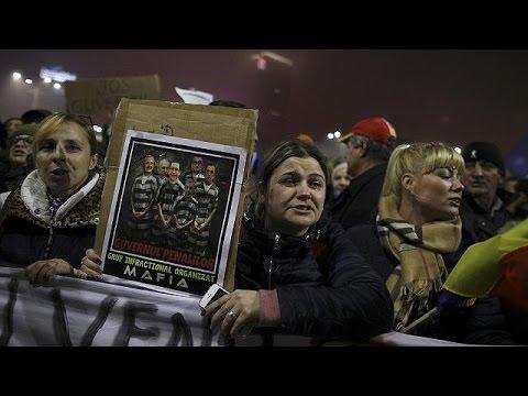 Ρουμανία: Η κυβέρνηση κατήργησε το διάταγμα για υποθέσεις διαφθοράς