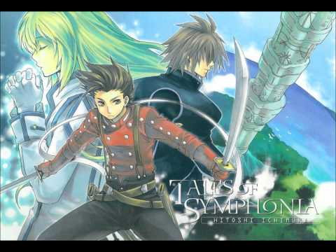 Tales of Symphonia - Derris Kharlan ~Appear~ ~Fear~ ~Requiem~ ~Shine~ [OST]