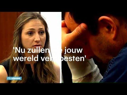 Emotionele confrontatie met verkrachter: 'Nu gaan we jouw wereld verwoesten' - RTL NIEUWS