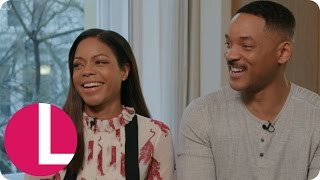 Nonton Will Smith and Naomie Harris Talk the Deep Emotions of Collateral Beauty | Lorraine Film Subtitle Indonesia Streaming Movie Download