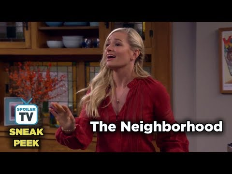 "The Neighborhood 1x08 Sneak Peek 2 ""Welcome to Thanksgiving"""