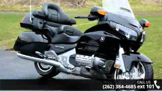 5. 2015 Honda Gold Wing Audio Comfort Navi XM  - Action Powe...