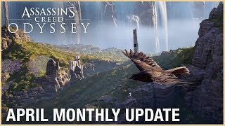 Assassin's Creed Odyssey: April Monthly Update | Ubisoft [NA] by Ubisoft