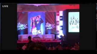 Ek Main Aur Ekk Tu - Trailer Launch [Live]