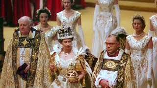 Video 1953. Coronation of Queen Elizabeth: 'The Procession'. MP3, 3GP, MP4, WEBM, AVI, FLV Januari 2018