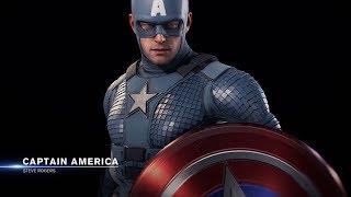 Marvel's Avengers — Трейлер Халка и новый костюм Капитана Америки