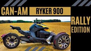 3. 2019 Can-Am Ryker 900 Rally Edition | First Ride | Review | EN/DE Subs