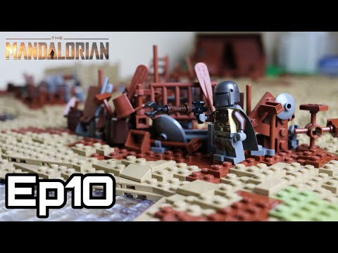 Building Sorgan in Lego: Episode 10 - Barricades and a Roof Design (Finally)