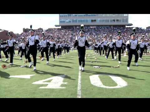 band - A remarkable performance from the world famous Marching 110 of Ohio University. The Most Exciting Band in the Land features another online hit. Gangnam Style...