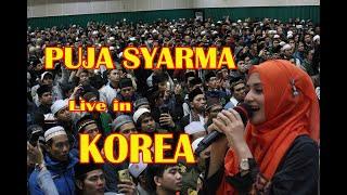 Video Puja Syarma in KOREA ~ Assalamualaika I Audio Jernihhhh MP3, 3GP, MP4, WEBM, AVI, FLV Mei 2019