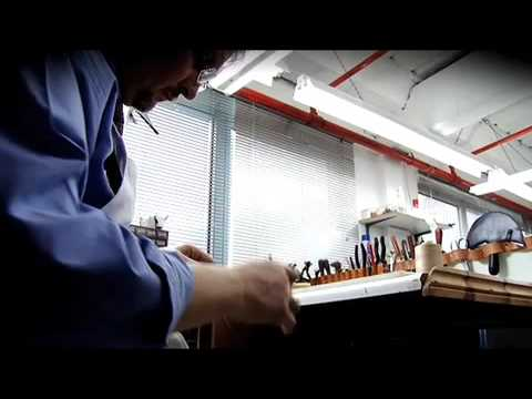 Video | The Making of the Dunhill Double Document Case
