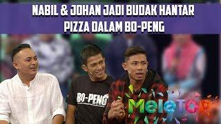 Nonton Nabil & Johan As'ari Budak Penghantar Pizza Dalam Bo-Peng - MeleTOP Episod 217 [27.12.2016] Film Subtitle Indonesia Streaming Movie Download