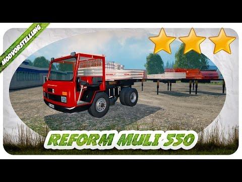 Reform MULI 550 v2.0