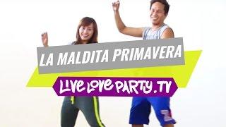 La Maldita Primavera   Zumba® Fitness   Live Love Party