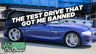Video This test drive stunt got me banned from BMW for life MP3, 3GP, MP4, WEBM, AVI, FLV Juni 2019