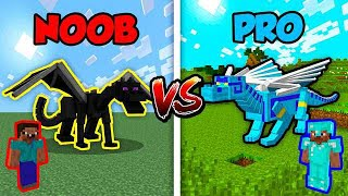 Video Minecraft NOOB vs. PRO: DIAMOND DRAGON in Minecraft! MP3, 3GP, MP4, WEBM, AVI, FLV Juni 2019