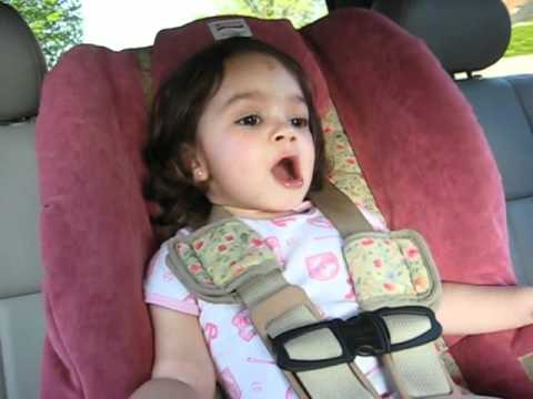 Two-Year-Old Singing Pearl Jam's