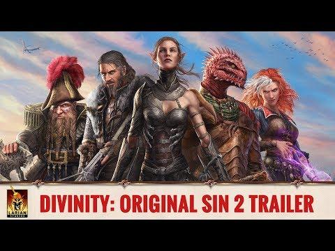 трейлер Divinity Original Sin 2