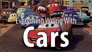Everything Wrong With Cars In 16 Minutes Or Less by Cinema Sins