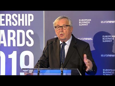 European Leadership Awards: Ο Ζαν Κλοντ Γιούνκερ κορυφαίος πολιτικός για το 2019 …
