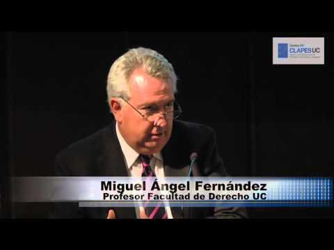 """Seminario """"Orden Público Económico y Nueva Constitución"""", Parte II"""