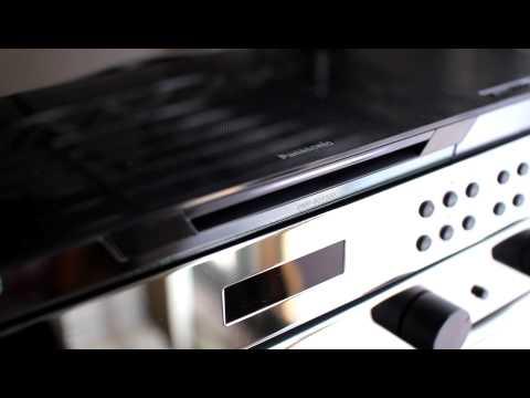 Panasonic DMP-BDT320-K (BD Player) DISC INSERT/DISC EJECT