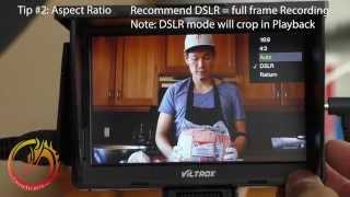 Viltrox DC-50 LCD Review - the best inexpensive LCD monitor fo...