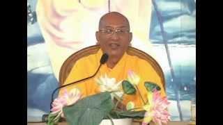 Bài giảng: Đức Phật Hiện Trong Đời - Thượng Tọa Thích Giác Hóa