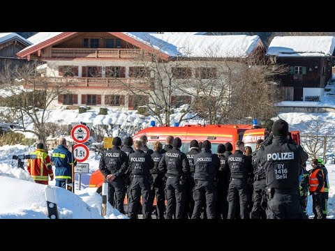 Evakuierung: Raiten im Kreis Traunstein (Bayern) wege ...