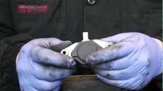 3. How to change brushes in Bosch alternator regulators.