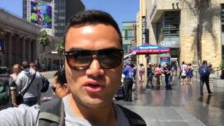 Nonton Our First Nba Game     Staples Center   Usa Vlog 3 10th May 2015 Film Subtitle Indonesia Streaming Movie Download