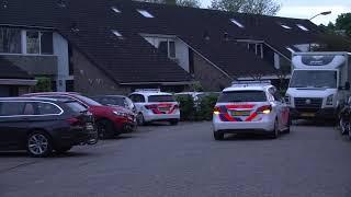 Politie rukt met meerdere wagen uit naar de Dopperstraat