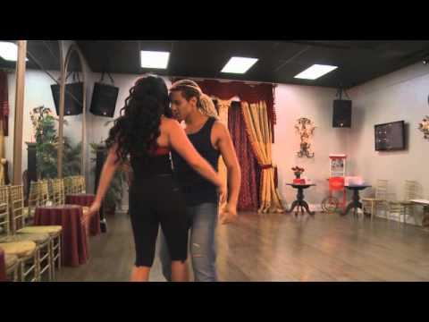 Vicky Terrazas y Los Preparativos de la Semana 4 (Mi Sueño Es Bailar)  - Thumbnail