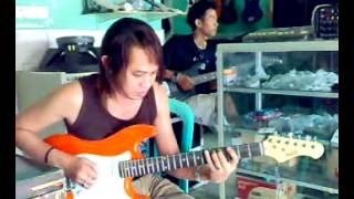 Video cover gitar disini senang by Ivan pringsewu MP3, 3GP, MP4, WEBM, AVI, FLV Juli 2018