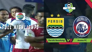 Video PERSIB Bandung (2) vs AREMA Malang (0) - Full Highlight | Go-Jek Liga 1 bersama Bukalapak MP3, 3GP, MP4, WEBM, AVI, FLV September 2018